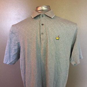 Masters Mens Clubhouse Collection Golf Shirt Polo